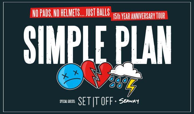 Simple Plan | Starland Ballroom