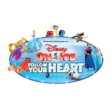 Celebrate what's possible as five Disney heroines spark the courage inside us all in Disney On Ice presents Dare To Dream! Join Moana, Belle, Anna, Rapunzel, and Cinderella as they find the heart and determination to overcome obstacles and make their dreams come true.